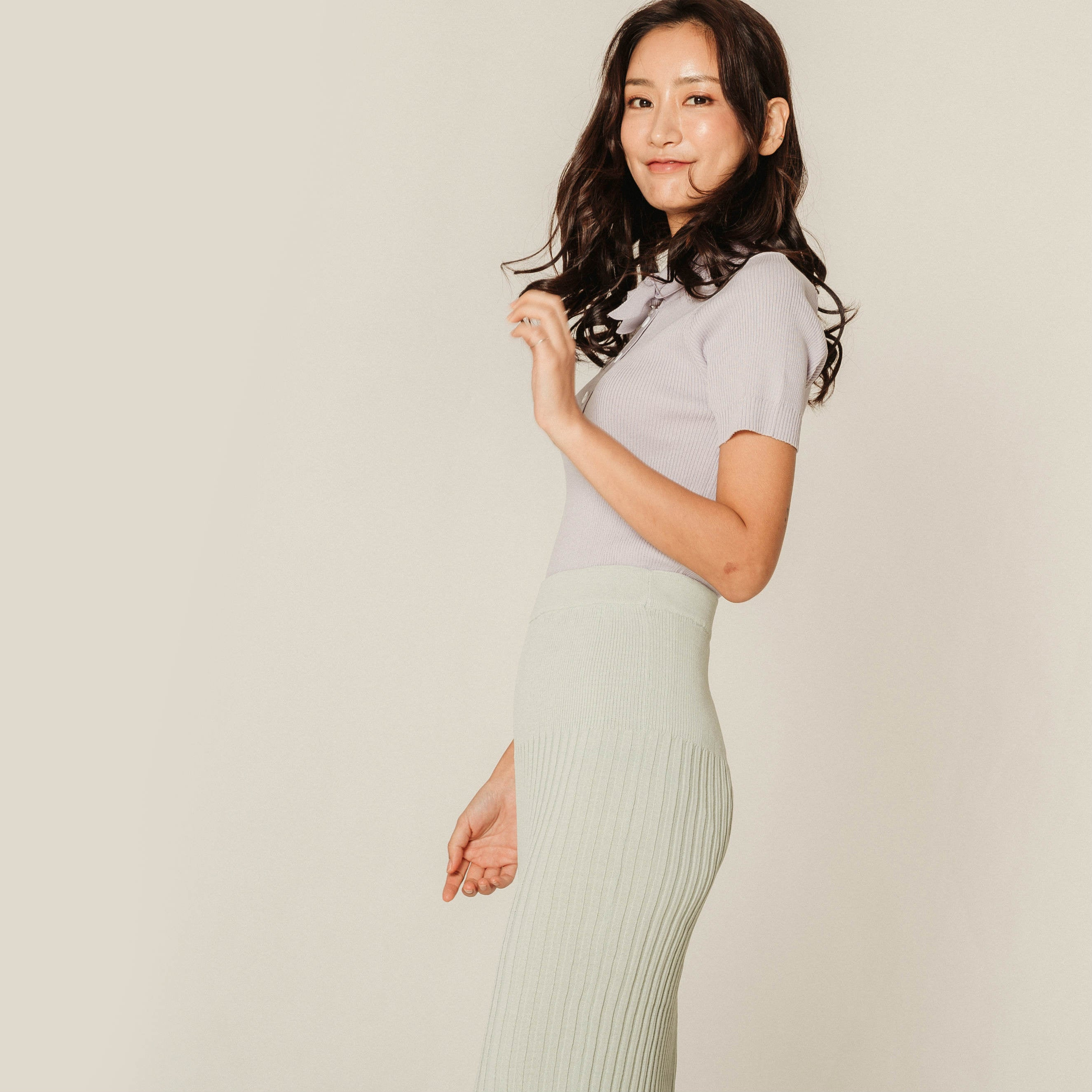 Ina Knit Skirt