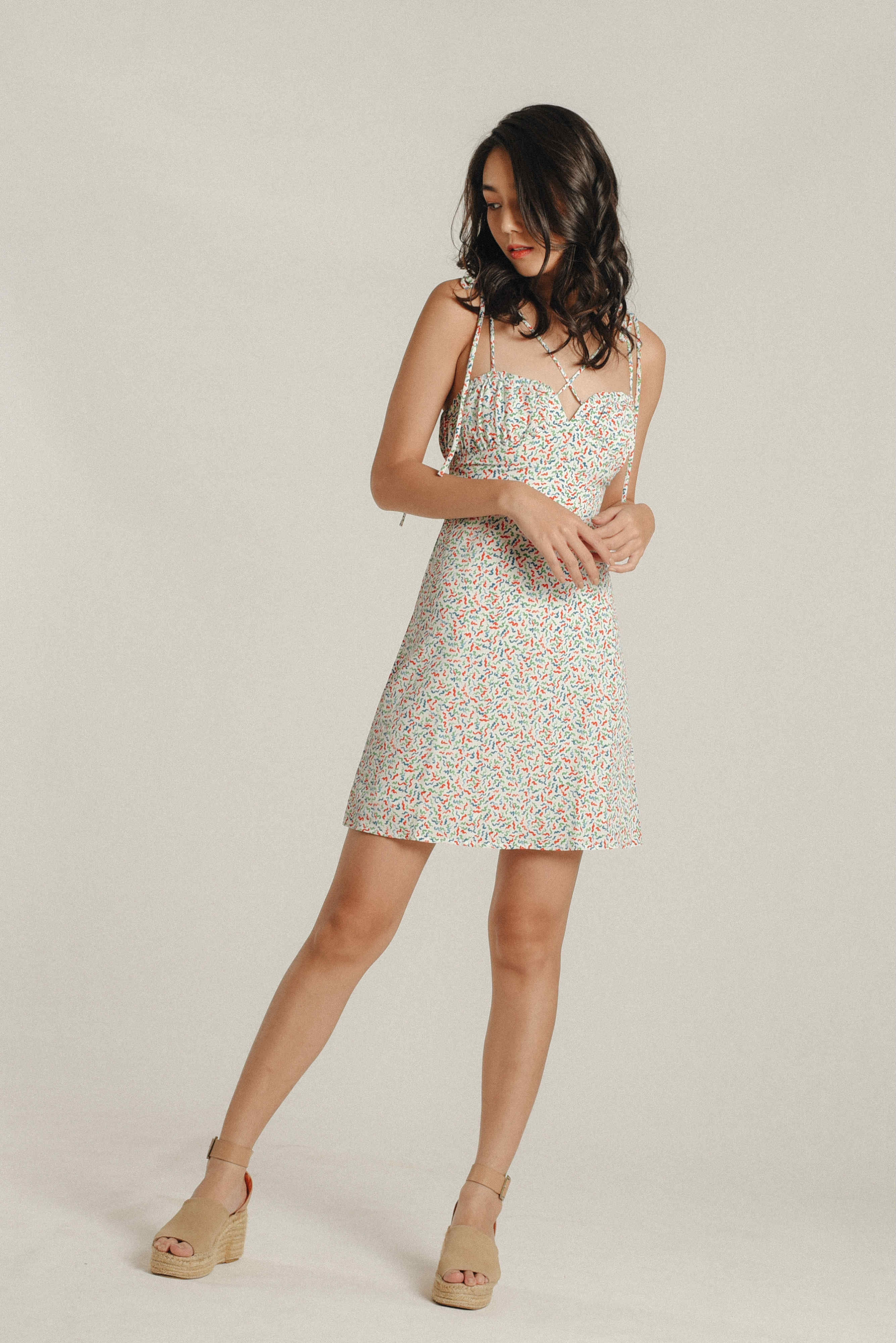 Leone Confetti Dress