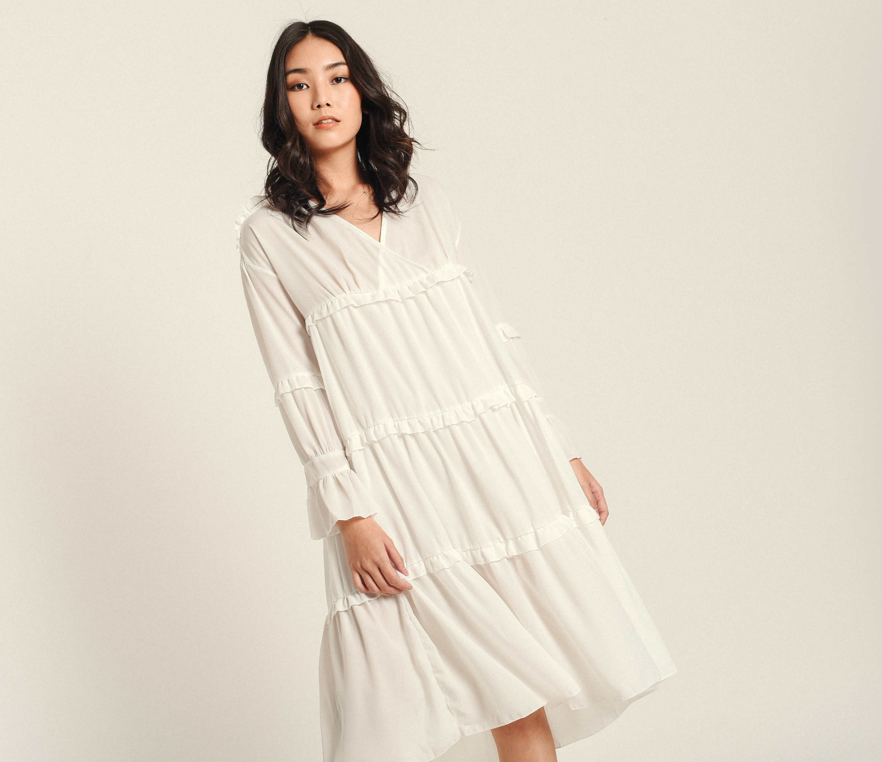 Ferline Layered Dress