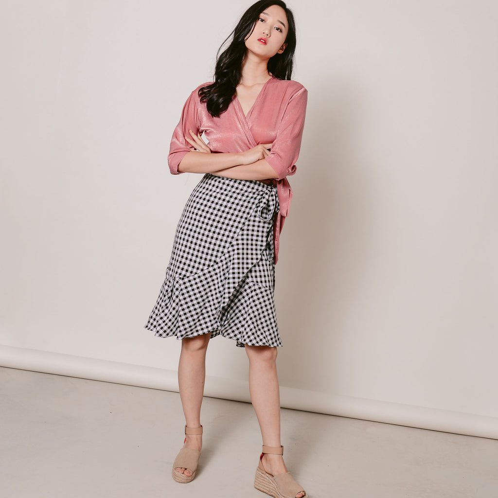 Aurelia Wrap Skirt
