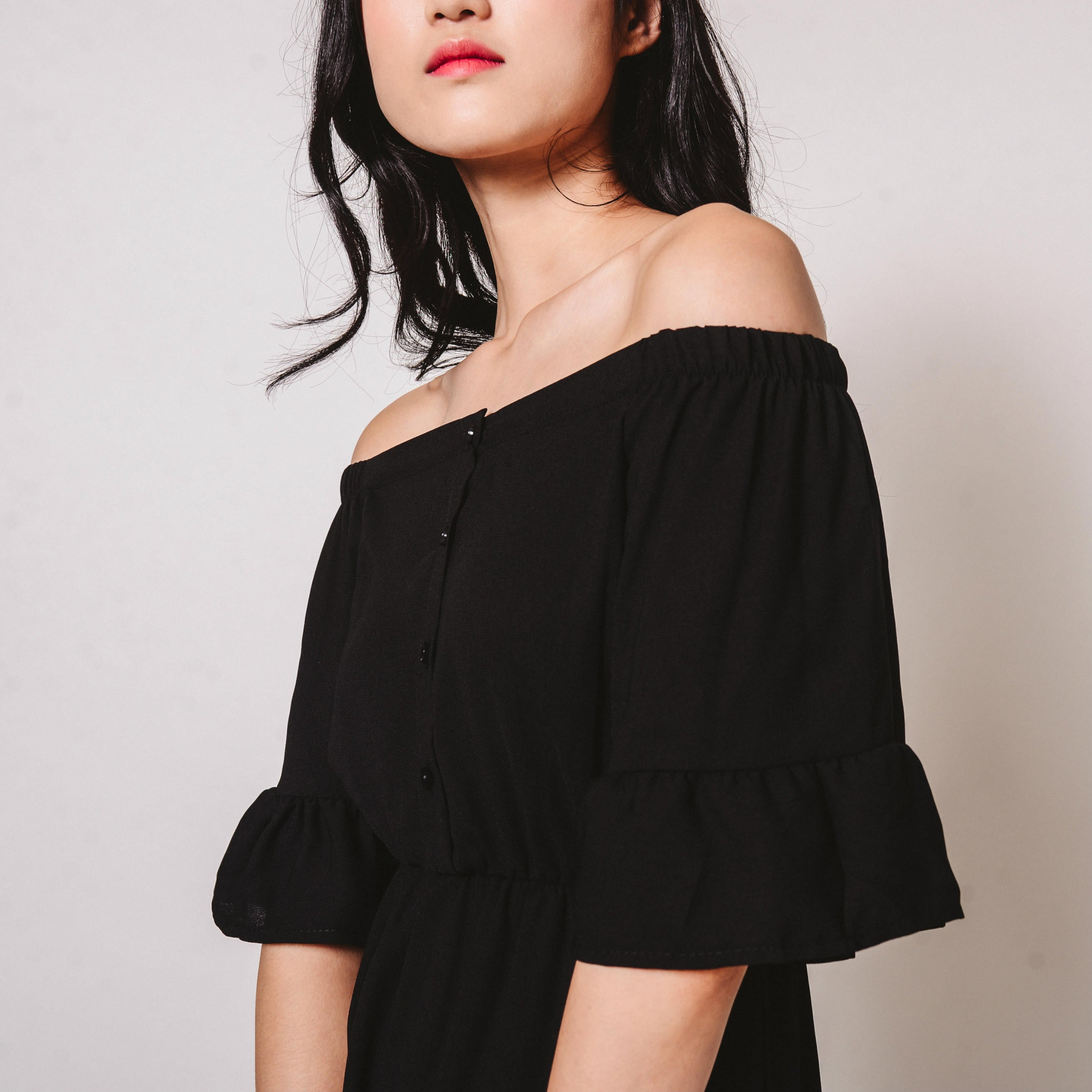 Genesis Off-Shoulder Dress