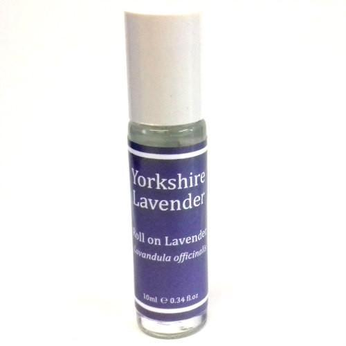1 x Yorkshire Lavender Oil - Rollerball - 10ml
