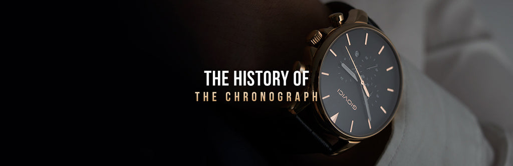 The History Of The Chronograph