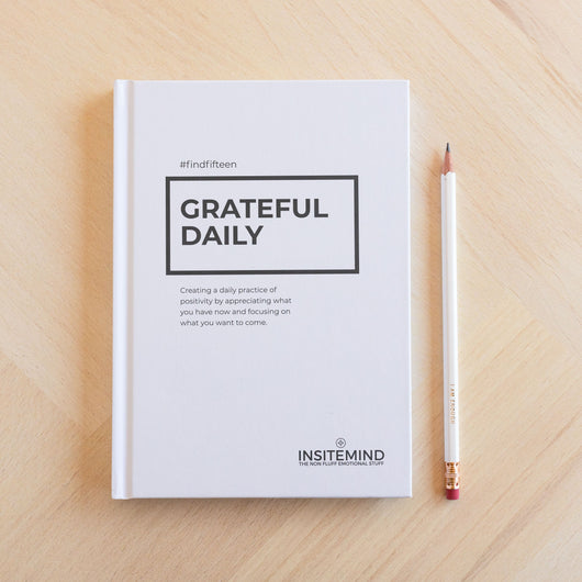 Grateful Daily Journal - Gratitude Journal