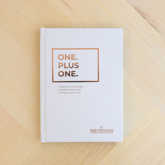 One. Plus One. Workbook and Journal