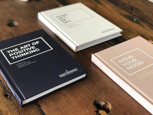 The Ultimate Workbook + Journal Pack: Positive Mindset Books