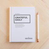 Get Happy and Grateful Pack - Positive Thinking and Gratitude Journal