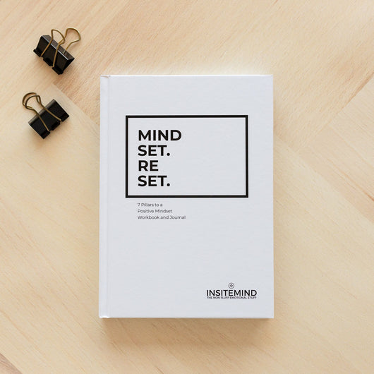 Mindset Reset Workbook and Journal