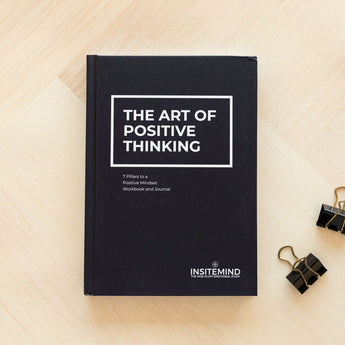 The ART of Positive Thinking Workbook and Journal