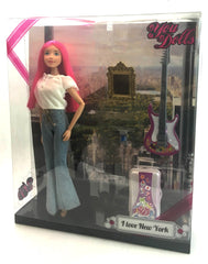 The City Girl Doll - I Love New York