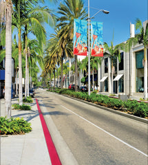 STROLLING IN BEVERLY HILLS