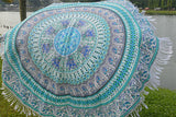 Free As A Bird Mandala - Roundie