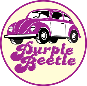 Purple Beetle