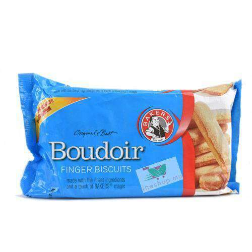 ABC Foods - Bakers Pantry Bakers, Boudoir Finger Biscuits, 200g