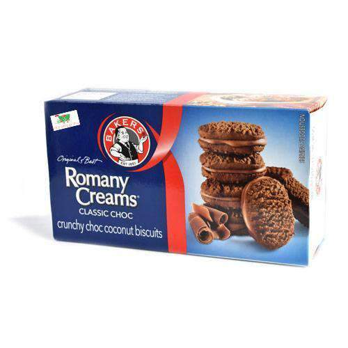 ABC Foods - Bakers Pantry Bakers, Crunchy Choc Coconut Biscuits, 200g