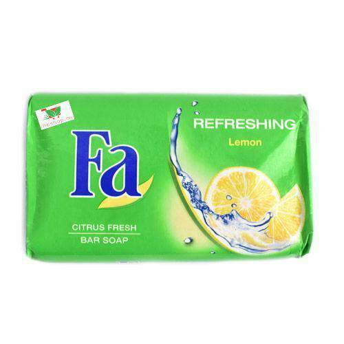 Archemics - Fa Beauty & Personal Care Fa, Refreshing Lemon Bar Soap