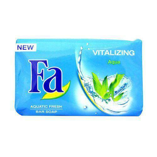 Archemics - Fa Beauty & Personal Care Fa, Vitalizing Aqua Bar Soap
