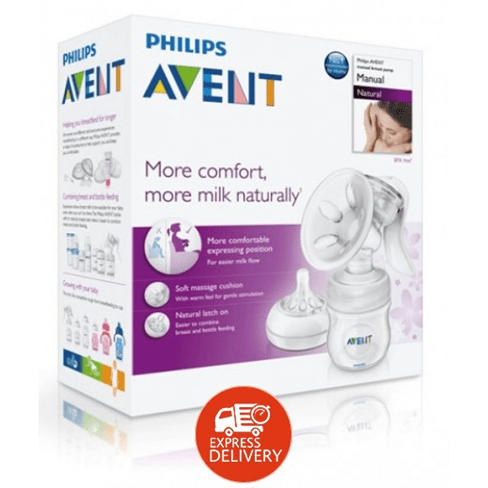 Meem - Avent Baby Avent, Manual Breast Pump, 1 set