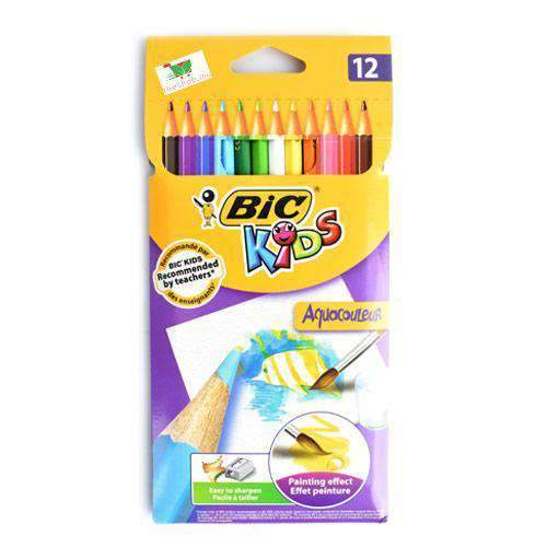 BIC, Kids, Aquacouleur Wallet 12