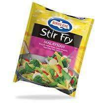 Birds Eye Stir Fry Malaysian 500g - shop_bungsy