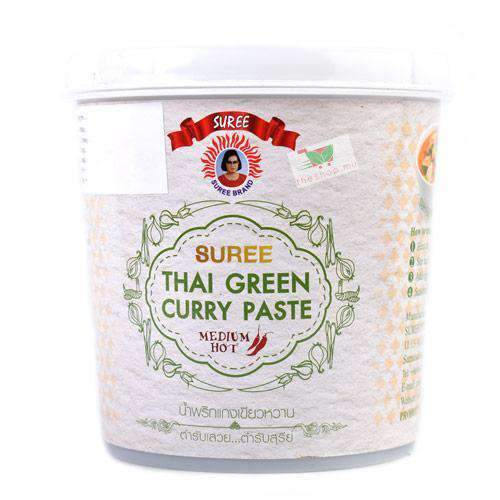 Century Trading - Suree Pantry Suree, Thai Green Curry Paste, 400g