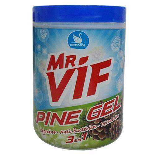 Cernol Marketing - Cernol Household Supplies Cernol, Mr Vif Pine Gel, Multi-use Cleaner, 1kg