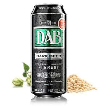 Chemtech Beverages Dab, Dark German Beer Can, 500ml