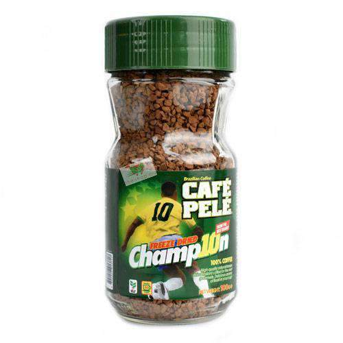 Cafe Pele, Instant Freeze Dried Coffee, 100g