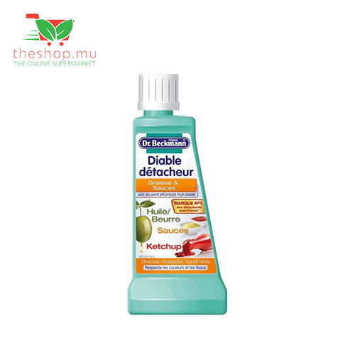 Chemtech - Dr Beckmann Household Supplies Dr Beckmann, Stain remover, Sauces & Fats, 50ml