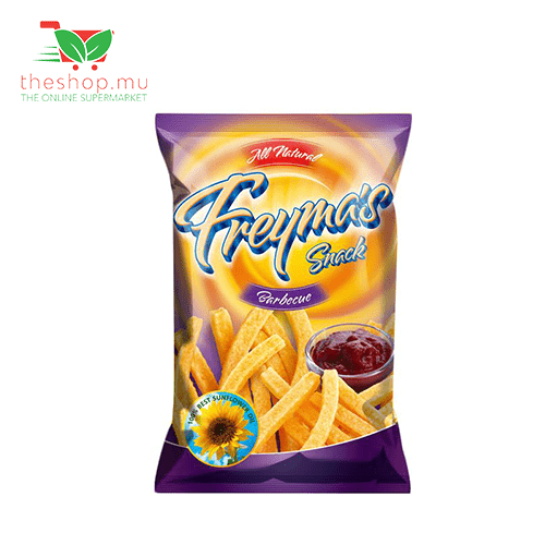 Chemtech - Freyma's Pantry Freyma's Snack, Barbecue, 30g