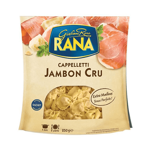 Giovanni Rana, Cappelletti with Jambon Cru, 250g