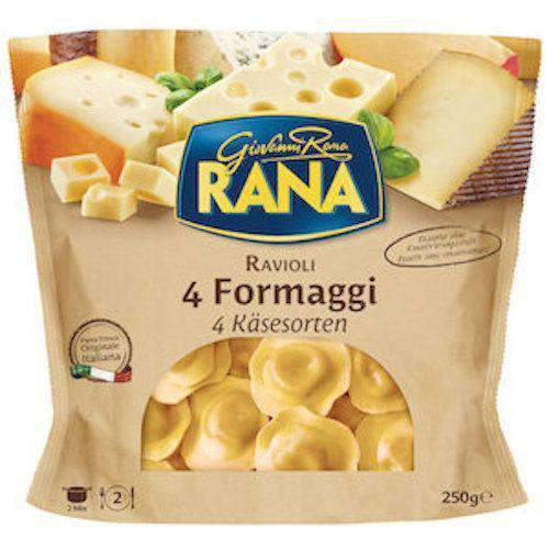Giovanni Rana, Ravioli with 4 Cheeses, 250g