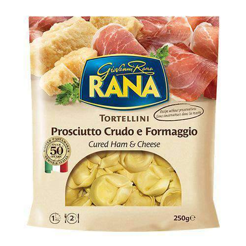 Giovanni Rana, Tortellini Cured Ham & Cheese, 250g