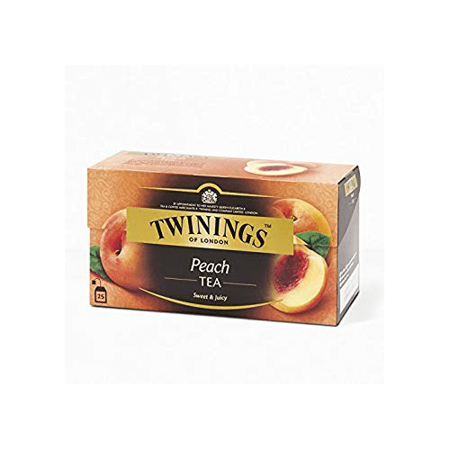 Twinings, Black Tea Peach, 50g