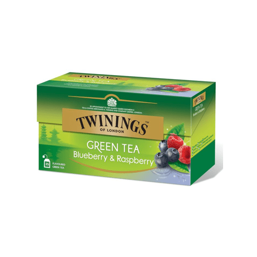 Chemtech - Twinings Pantry Twinings, Green Tea Blueberry & Raspberry, 40g