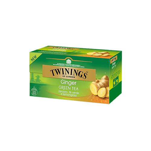 Chemtech - Twinings Pantry Twinings, Green Tea Ginger, 40g