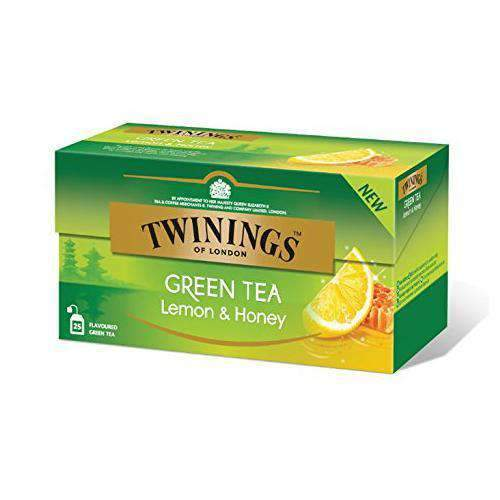 Chemtech - Twinings Pantry Twinings, Green Tea Lemon & Honey, 25 tea bags