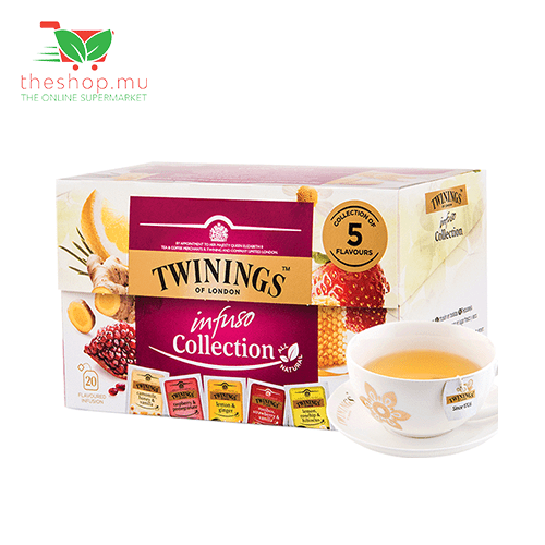 Chemtech - Twinings Pantry Twinings Infuso Collection - Camomile, Honey & Vanilla, 20 bags