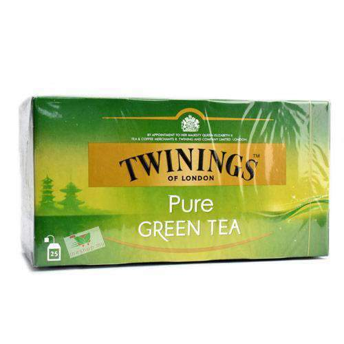 Chemtech - Twinings Pantry Twinings, Pure Green Tea, 25 tea bags