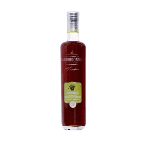 Distillerie de Labourdonnais - Distillerie de Labourdonnais Beverages Distillerie de Lab, Lemongrass Rum, 70cl