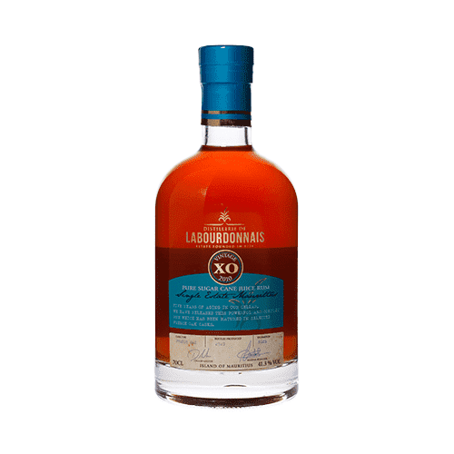 Distillerie de Labourdonnais - Distillerie de Labourdonnais Beverages Distillerie de Lab, XO Vintage 2010 Rum, 70cl