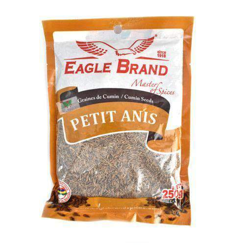 Eagle Brand - Eagle Brand Pantry Eagle Brand, Cumin Whole, 250g