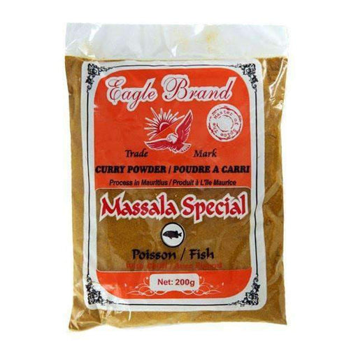 Eagle Brand - Eagle Brand Pantry Eagle Brand, Curry Powder for Fish, 200g