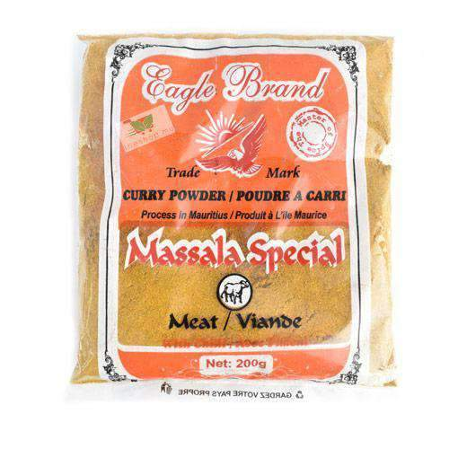 Eagle Brand - Eagle Brand Pantry Eagle Brand, Curry Powder for Meat, 200g
