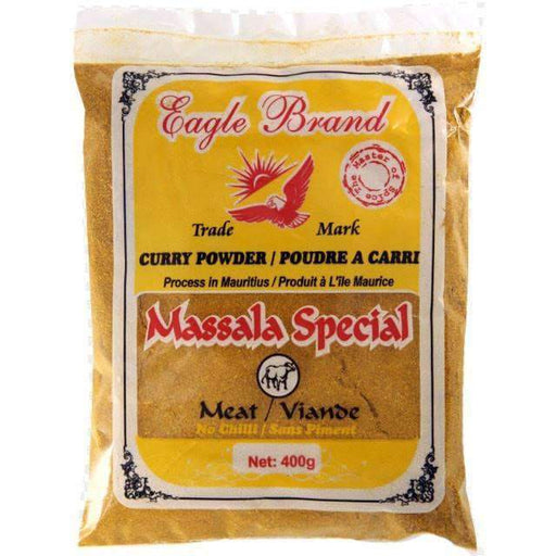 Eagle Brand - Eagle Brand Pantry Eagle Brand, Curry Powder for Meat no Chilli, 400g
