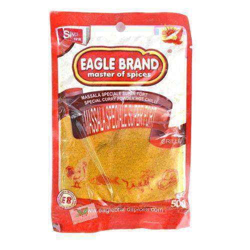 Eagle Brand - Eagle Brand Pantry Eagle Brand, Curry Powder Hot, 50g