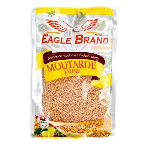Eagle Brand, Mustard Yellow Seeds, 50g