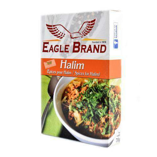 Eagle Brand - Eagle Brand Pantry Eagle Brand, Spices for Halim, 70g