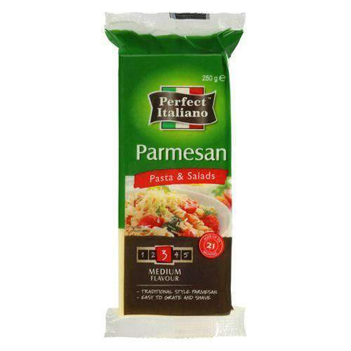 Edendale - Perfect Italiano Fresh Products Perfect Italiano, Parmesan, 250g