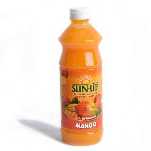 Sun Up, Mango Fruit Drink base concentrate 850ml